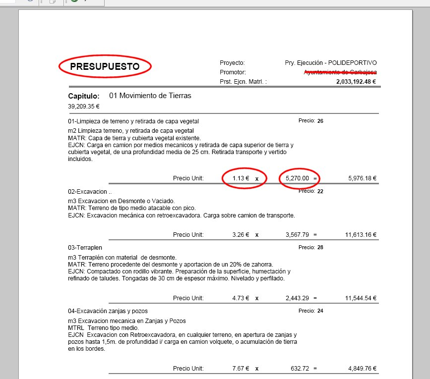 Junio 2012 julio lvarez - Presupuestos para hacer una casa ...