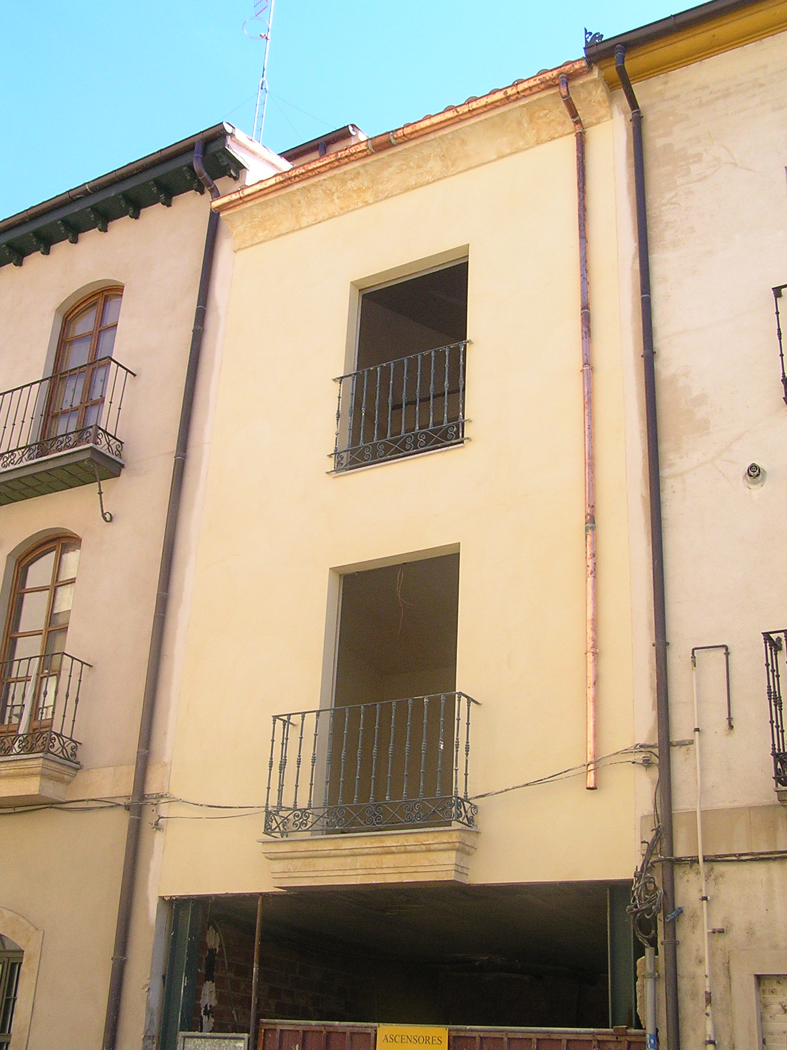 Casa individual en Salamanca.