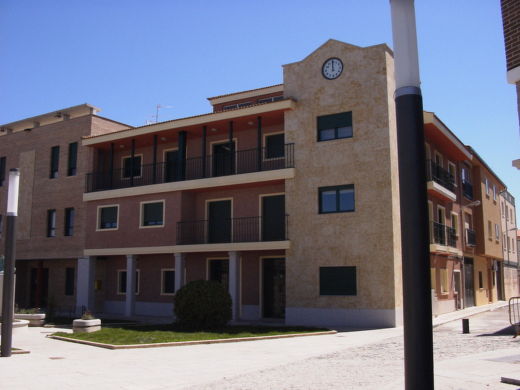 Reforma del antiguo edificio del Ayuntamiento
