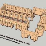 Muros nave central