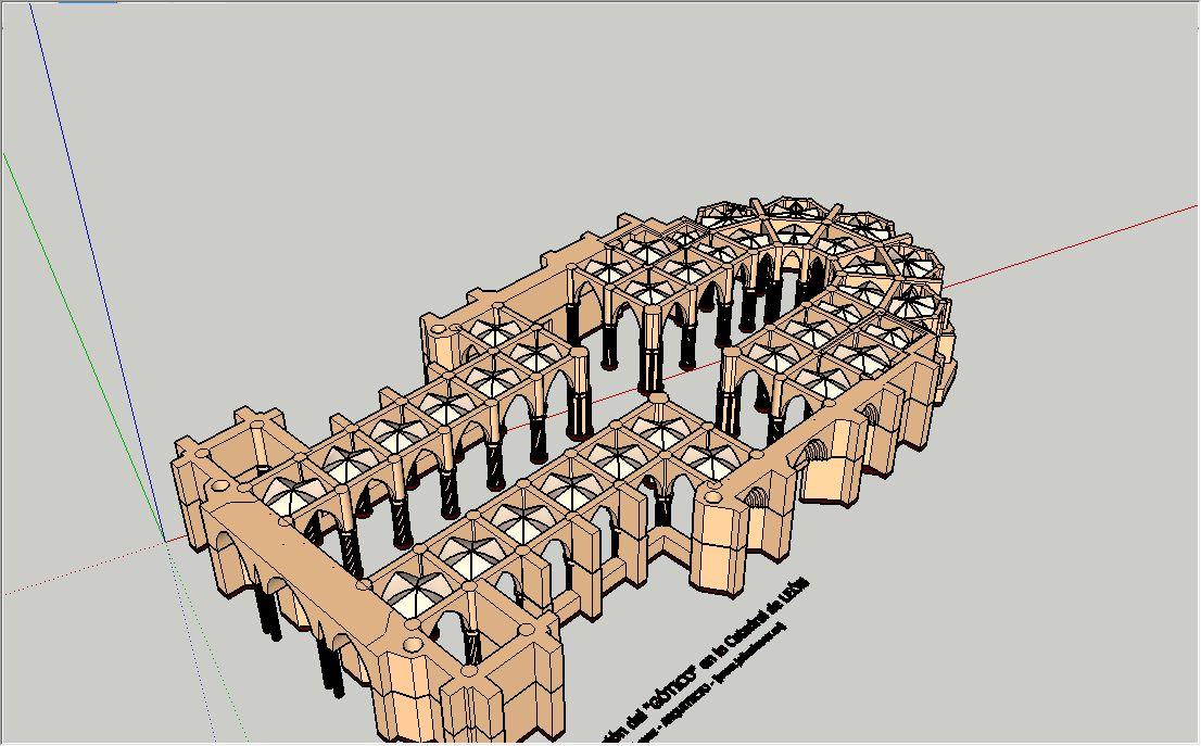 Bóvedas Laterales
