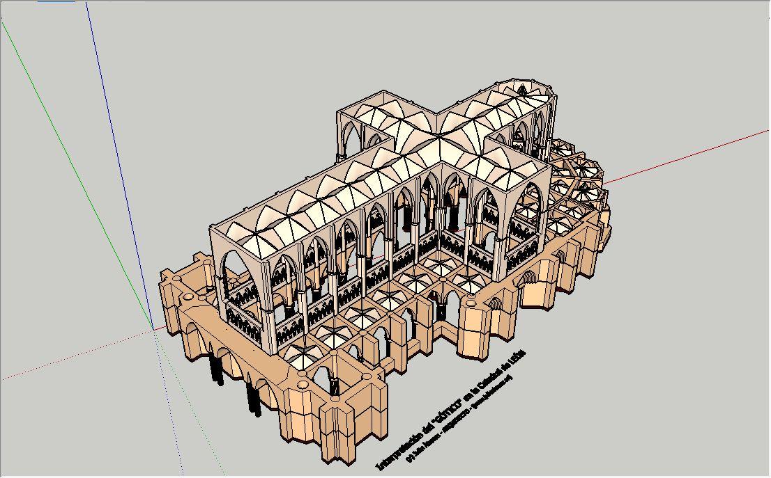Bóvedas nave central
